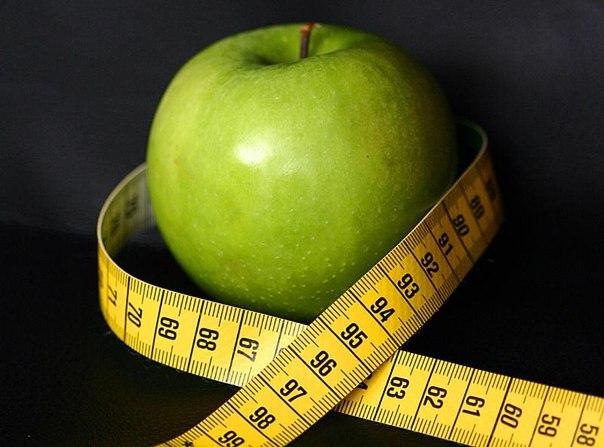 Яблочная диета вк
