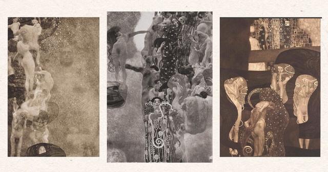 Все то, чего вы (возможно) не знали о «Поцелуе» Г. Климта, изображение №2