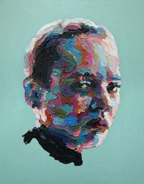 Джошуа Миелс (Joshua Miels мастер многослойного психологического портрета из Австралии. Его портреты раскрывают внутренний мир героев, их самоощущение и уязвимость в современном мире. Джошуа