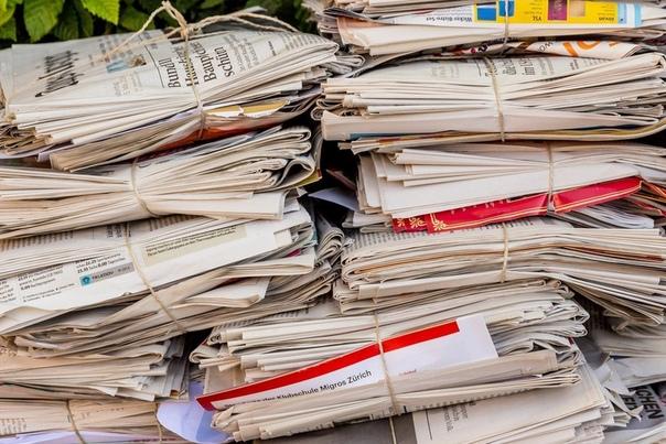 Газеты на дачу. Находчивость, смекалка и фантазия неиссякаемые источники идей использования уже, казалось бы, ненужных вещей. Ненужные журналы и газеты это прекрасный упаковочный материал, их