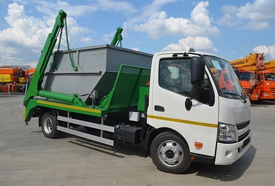 Услуги по вывозу строительного мусора в Красногорске