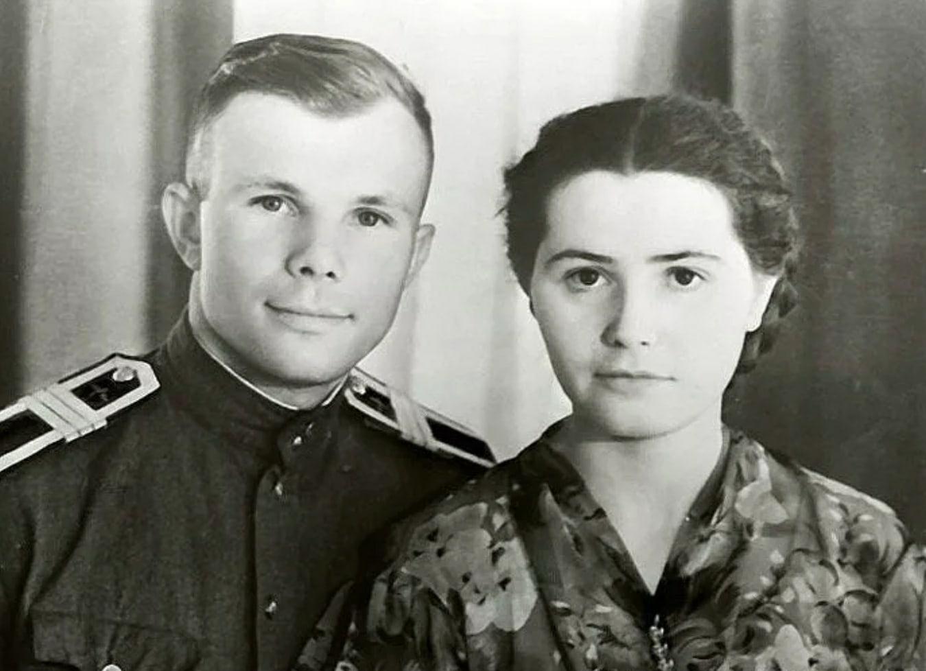 Скончалась Валентина Гагарина