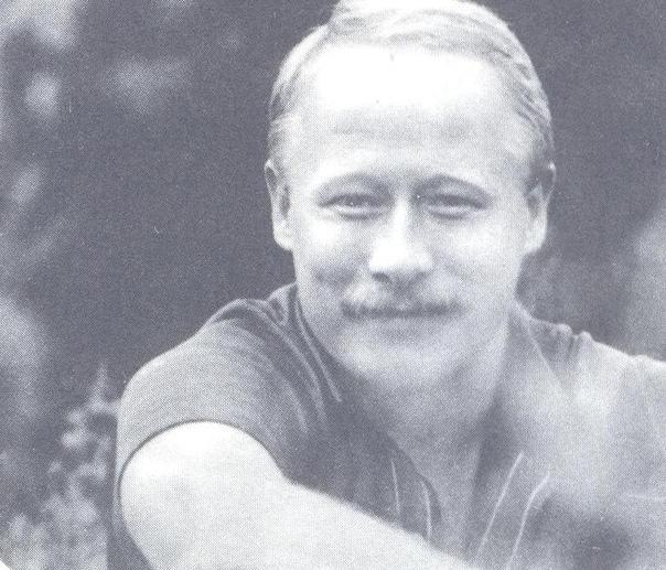 Из прошлого:  Виктор Проскурин.