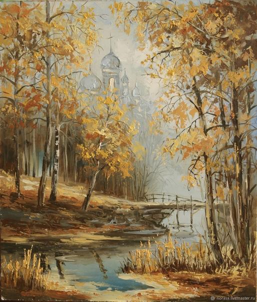 Андрей Карпов, профессиональный художник. Челябинск.