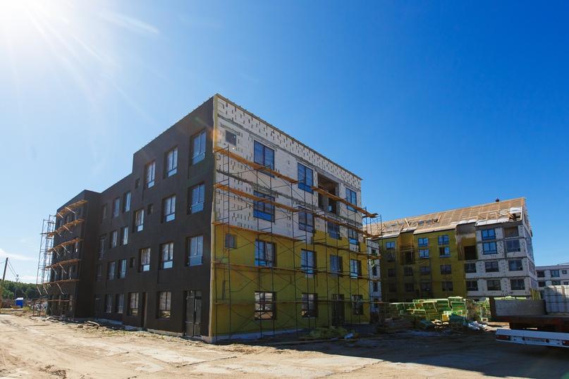 Отчет о ходе строительства квартала «Среда» июнь 2020, изображение №11