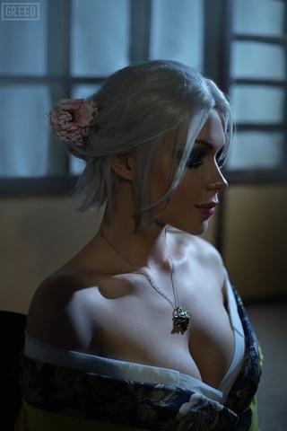 Ciri Cosplay By Lyrota The Geek Sexu 1