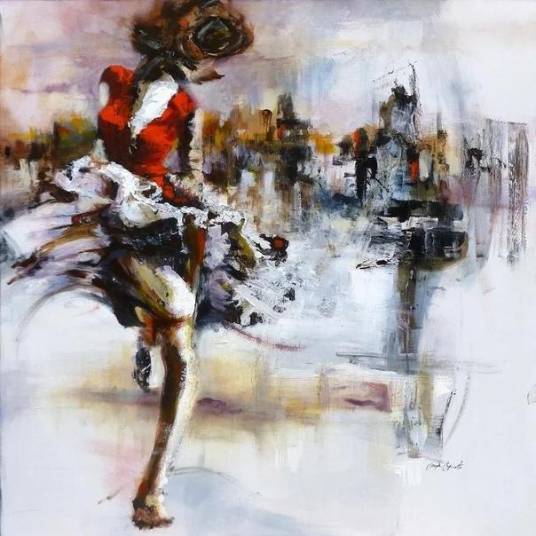Изначально Джозеф Капикотто начинал свой путь как художник-самоучка. Но вскоре понял, что ему необходимо высшее образование. В связи с этим он окончил Йоркский университет в крупнейшем городе