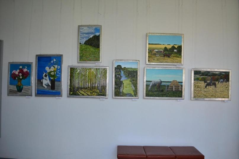 Персональная выставка Беляева А. И. «55», 2017 г.