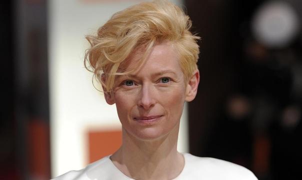 Тильда Суинтон получит награду Венецианского кинофестиваля за вклад в кинематограф