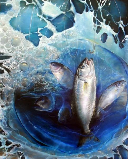 Tурецкая художница Рукие Гарип (Ruiye Garip родилась в 1964 году в турецком городе Бартын. В 1985 г. она окончила художественный факультет университета г. Гази. В свободное от работы время она