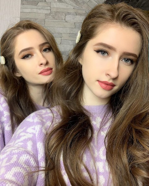 Алина и Кристина биография