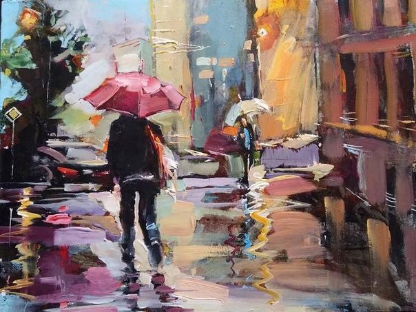 ГЕОРГИЙ КОЛАРОВ Болгарский художник Георгий Коларов родился 5 апреля 1981 года в Пловдиве. Большую часть своего детства Георгий провел в студии отца среди краски и запаха скипидара. Любитель