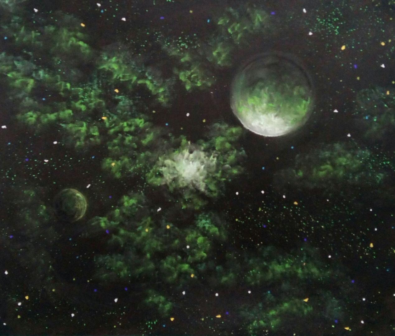В Зелёной Галактике - 3