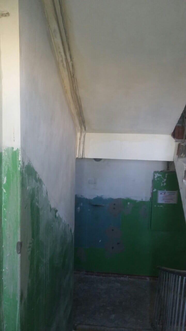 Улица Романа Ердякова дом 14 подготовительные работы