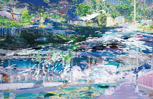 Художница-визуалистка Корин Васмут. Васмут родилась в 1964 году в Дортмунде, Германии. В 1983 - 1992 годах она училась в Дюссельдорфской академии художеств.Свои работы Васмут посвящает таким