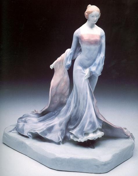 Скульптура в стиле модерн