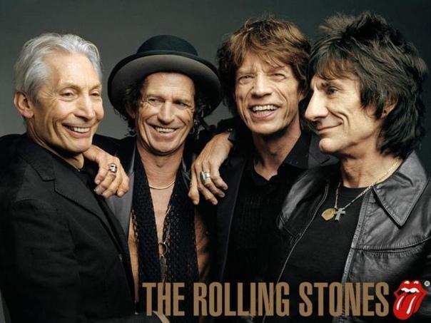 olling Stones выпустили потерянную ранее песню