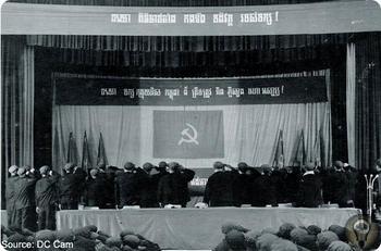 КАМПУЧИЯ ПОЛ ПОТА ..Глубина и масштабы социалистических преобразований превосходили всё, что делалось в этом направлении за всю мировую историю. Через несколько дней после вступления отрядов