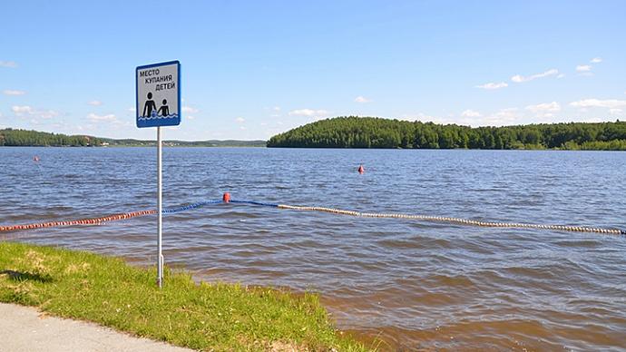 Пляж в Новоуральске – единственный разрешённый на Среднем Урале