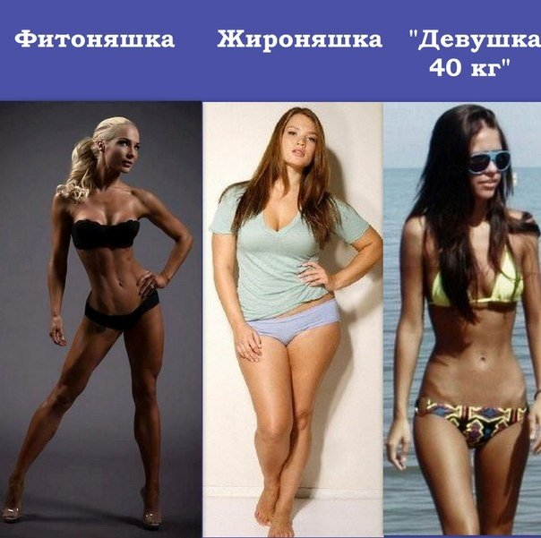 Эктоморф Питание Для Похудения. Почему я не могу похудеть? Или правда о стандартных типах фигур
