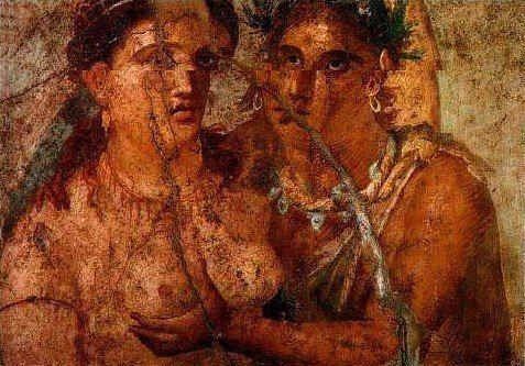 В ДРЕВНЕМ РИМЕ ПРОСТИТУТКИ УБИВАЛИ СВОИХ МЛАДЕНЦЕВ Недавно группа археологов наткнулась на различного рода древнеримские постройки. Среди прочих был найден и лупанарий, это было место, в котором
