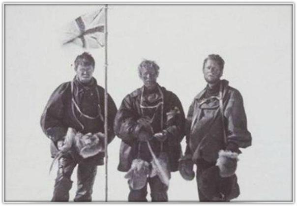 В начале 20 века австралийский учёный Дуглас Моусон организовал экспедицию в Антарктиду 14 декабря 1912 года, когда Моусон и двое его коллег Белгрейв Ниннис и Ксавьер Мериц, собрав ценные для