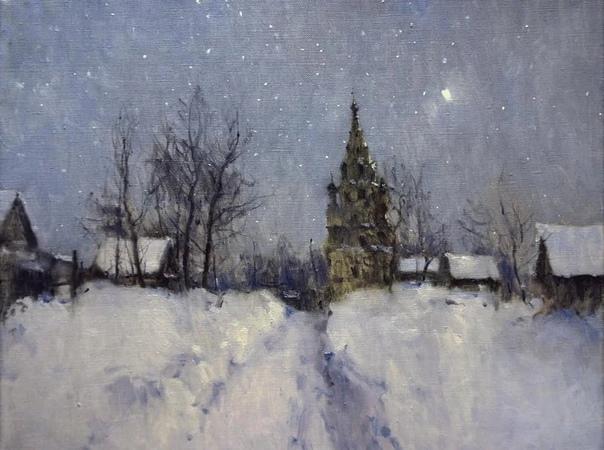 Лирические пейзажи современного российского художника Алексея Савченко можно узнать по их «русскости» и настроению За свой 20-летний творческий стаж он был участником всероссийских и зарубежных