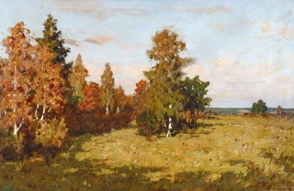 Константин Ермолычев родился в Москве в 1912 году Его детство пришлось на время войн, на революцию. Революция была не только сменой государственного строя. Это годы появления экспрессионизма,