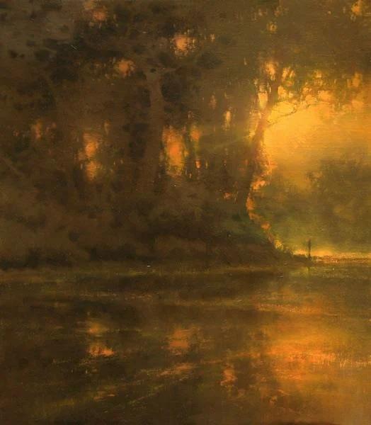 Американский художник Брент Коттон (Brent Cotton родился в городе Черноногая, Айдахо, США, в 1972 году. Выросший на ранчо в Айдахо, первые уроки рисования Brent Cotton получил от его бабушки