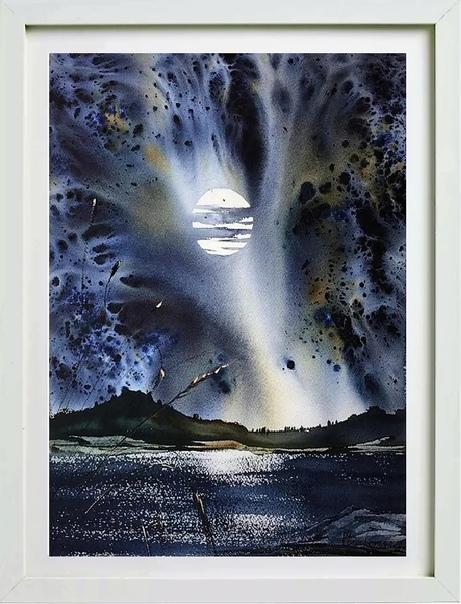 Болгарская художница Венета Дочева абсолютно права: у эмоций и в самом деле есть цвет По крайней мере, применительно к изобразительному искусству это утверждение абсолютная аксиома. Тем более