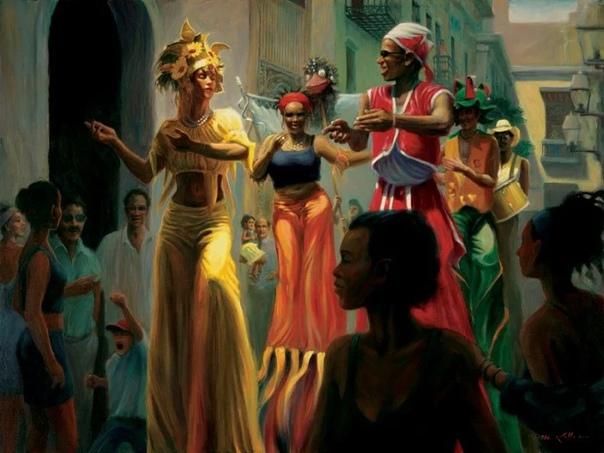 Марк Келлер американский живописец из Сан-Франциско, который выбрал для себя классическое направление в живописи Именно оно помогает мастеру оставаться популярным уже много лет. Ведь классике не