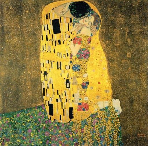 Все то, чего вы (возможно) не знали о «Поцелуе» Г. Климта, изображение №1
