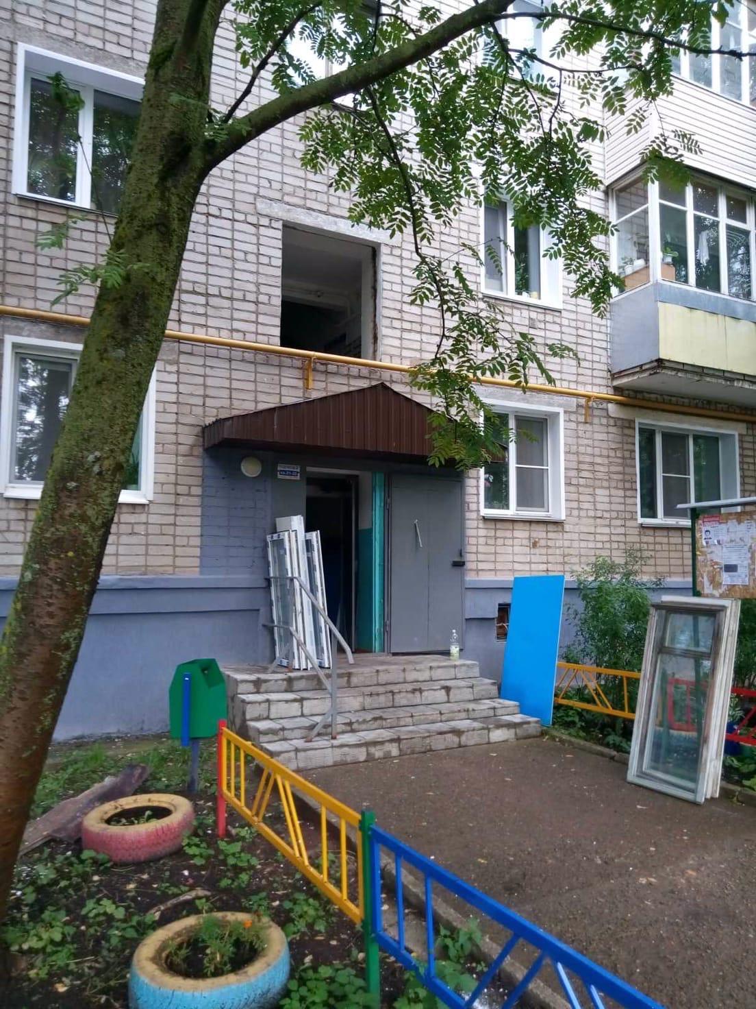 Улица Монтажников дом 28 замена окон в