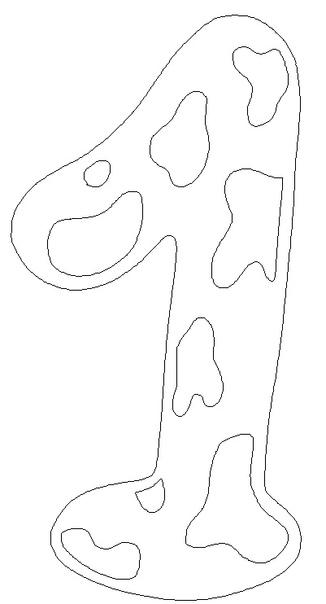 Трафареты: Символ 2021 Автор: Кудряшова