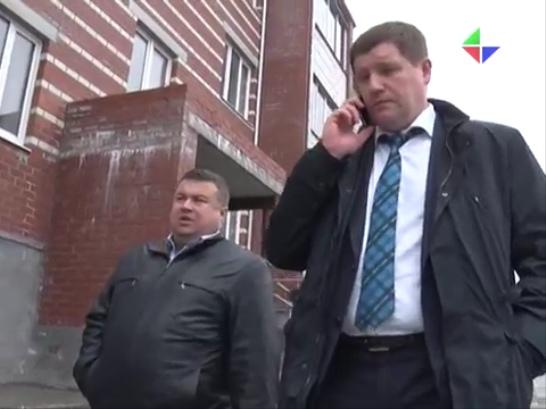 Андрей Тимчук и Сергей Бидонько, скрин — видео СпектрМАИ, 2016 г.