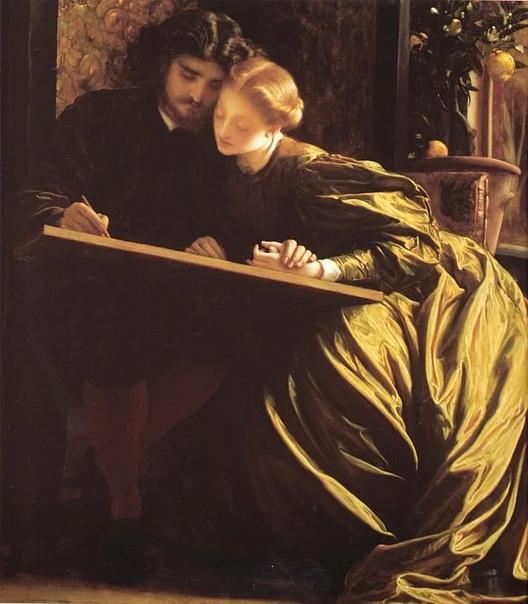 Барон Фредерик Лейтон (известный как сэр Фредерик Лейтон между 1878 и 1896 годами английский художник, яркий представитель викторианского академизма (салонного искусства), в некоторых отношениях