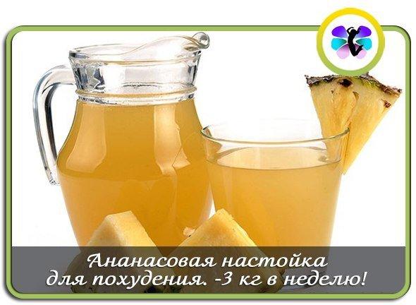 Ананасовая Диета Водка Отзывы.