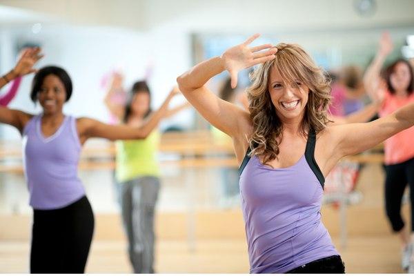 Танцы Фитнес Для Похудения. Танцевальная аэробика: видео, упражнения, отзывы
