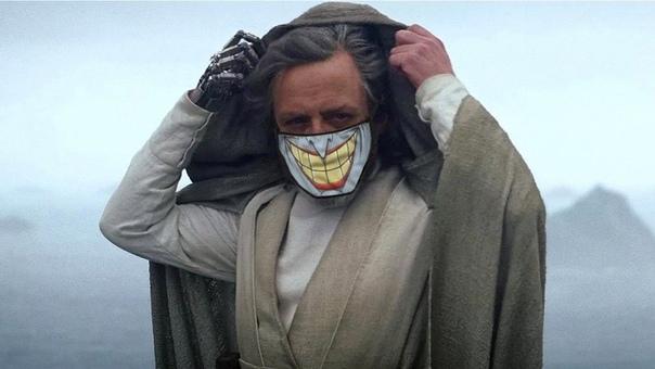 Голливудские звезды продолжают пропагандировать важность ношения маски в условиях пандемии